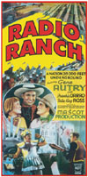 Westerns RADIO RANCH*
