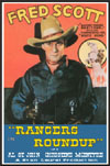 Westerns RANGERS ROUNDUP*