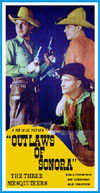 Westerns OUTLAWS OF SONORA*