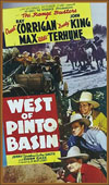 Westerns WEST OF PINTO BASIN - special 35mm edition