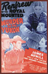 Westerns MURDER ON THE YUKON*