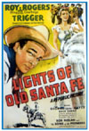 Westerns LIGHTS OF OLD SANTA FE*