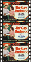 Westerns GAY BUCKAROO, THE*