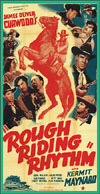 Westerns ROUGH RIDING RHYTHM*