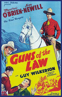 Westerns GUNS OF THE LAW - special 35mm edition