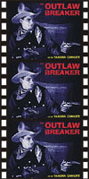 Westerns OUTLAW BREAKER, THE*