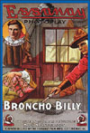 Westerns BRONCHO BILLY SHORTS, V-1*