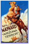 Westerns ARIZONA TERROR*