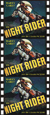 Westerns NIGHT RIDER, THE*