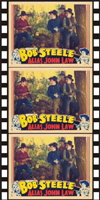 Westerns BOB STEELE:  ALIAS JOHN LAW*
