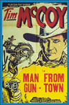 Westerns MAN FROM GUNTOWN*