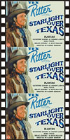 Westerns STARLIGHT OVER TEXAS*