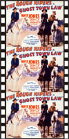 Westerns GHOST TOWN LAW*