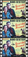 Westerns SCARLET BRAND, THE - special 35mm edition