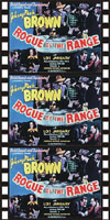 Westerns ROGUE OF THE RANGE - SPECIAL 35MM EDITION