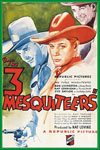 Westerns THREE MESQUITEERS, THE