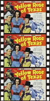 Westerns YELLOW ROSE OF TEXAS -- SPECIAL UNCUT EDITION