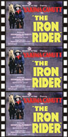 Westerns IRON RIDER, THE