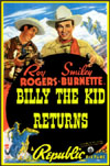 Westerns BILLY THE KID RETURNS*