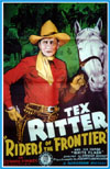 Westerns RIDERS OF THE FRONTIER*