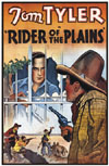 Westerns RIDER OF THE PLAINS, A