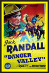 Westerns DANGER VALLEY*