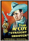 Westerns STRAIGHT SHOOTER*