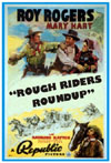 Westerns ROUGH RIDER'S ROUNDUP*
