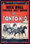 Westerns TONTO KID, THE*