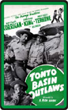 Westerns TONTO BASIN OUTLAWS*