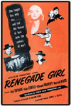 Westerns RENEGADE GIRL*