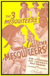 Westerns CALL THE MESQUITEERS*