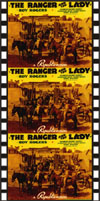 Westerns RANGER AND THE LADY*