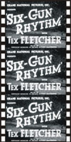Westerns SIX-GUN RHYTHM*
