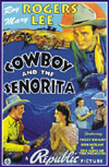 Westerns COWBOY AND THE SENORITA*