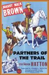 Westerns PARTNERS OF THE TRAIL*