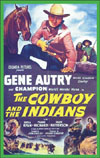 Westerns COWBOY AND THE INDIANS, THE*