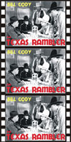 Westerns TEXAS RAMBLER, THE*
