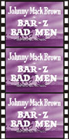 Westerns BAR-Z BAD MEN*