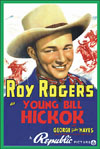 Westerns YOUNG BILL HICKOK*