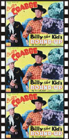 Westerns BILLY THE KID'S ROUND-UP