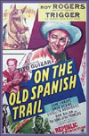 Westerns ON THE OLD SPANISH TRAIL