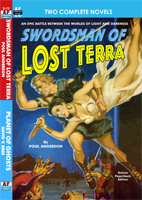 Armchair Fiction SWORDSMAN OF LOST TERRA/ PLANET OF GHOSTS